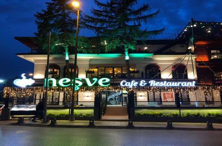 Neşve Cafe Restaurant / Çengelköy / İSTANBUL