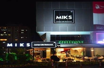 Miks Lounge Cafe Restaurant / Şehitkamil / GAZİANTEP