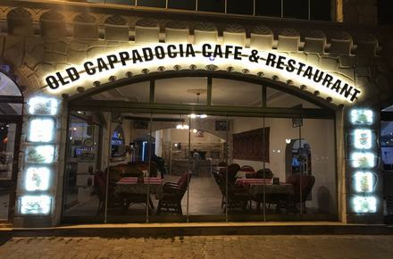 Old Cappadocia Cafe & Restaurant / NEVŞEHİR
