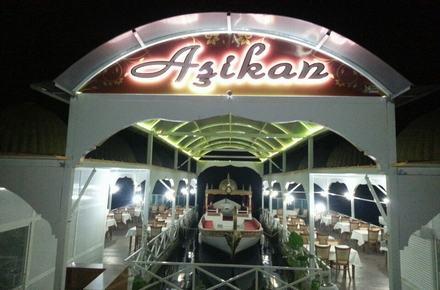 Aşikan Kafe & Restoran / Halfeti / ŞANLIURFA