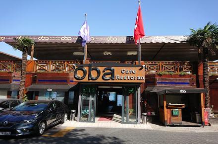 Oba Sultan Cafe & Steakhouse / Sarıyer / İSTANBUL