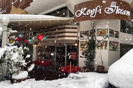 Keyfi ikram Bistro Restaurant