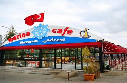Marina Cafe SekaPark
