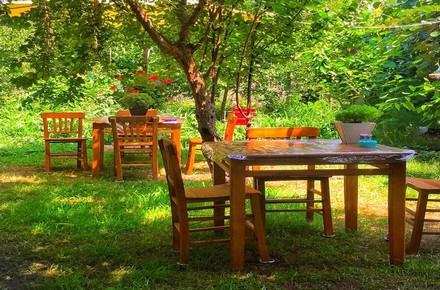 Longoz Kahvaltı Bahçesi