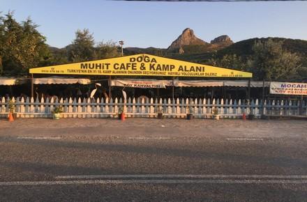 Doğa Muhit Camping Cafe & Kahvaltı Bahçesi iznik