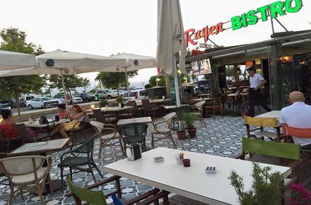 Rayen Bistro / Muratpaşa / Antalya
