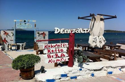 Denizaltı Cafe & Restaurant / Urla / İZMİR