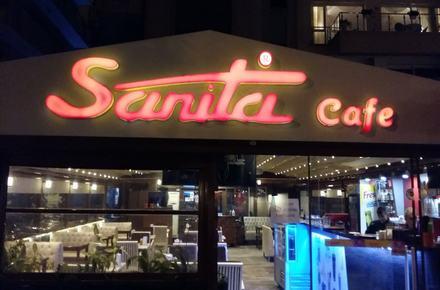 Sanita Cafe / Konak / İZMİR