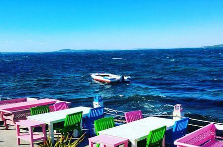 Yakamoz Cafe Restoran / Urla  / İZMİR