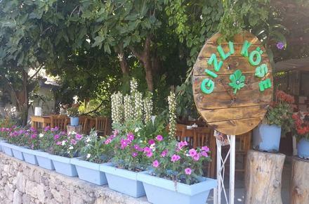 Gizli Köşe Cafe / Çeşme / İZMİR