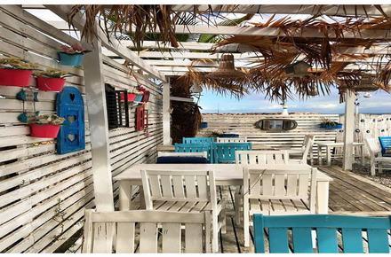 Denizkızı Restaurant / Güzelbahçe / İZMİR