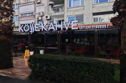 Köşşe Kahve / Konak / İZMİR
