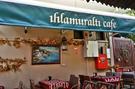 Ihlamuraltı Cafe / Buca / İZMİR