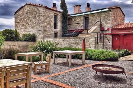 Urla Bağevi Vineyard Hotel / Urla / İZMİR