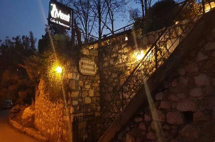 Cafe Messt Restaurant / Urla / İZMİR