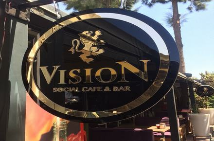 Vision Social Cafe & Bar / Konak / İZMİR