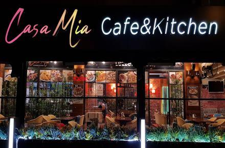 Casa mia cafe & kitchen /  Bayraklı / İZMİR