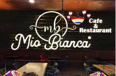 Mio bianca cafe & restaurant /  Nilüfer / BURSA