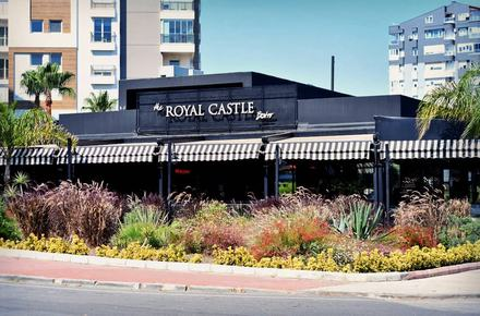 The Royal Castle Bistro / Muratpaşa / ANTALYA