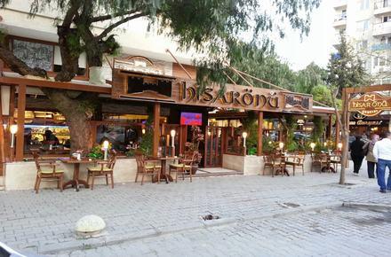 HisarÖnü Cafe