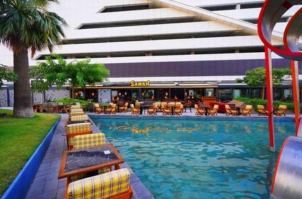 Saman Nargile Lounge
