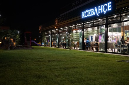 Közbahçe Steak House