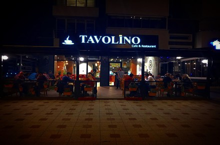 Tavolino Cafe & Restaurant / Nilüfer / BURSA