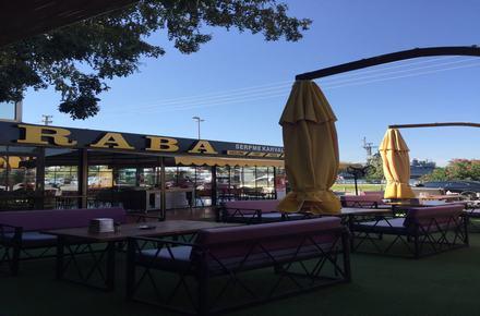 Raba Cafe & Restaurant