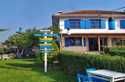 Assos Köy Evi