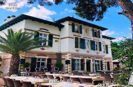 Sini Köşk Restaurant /Buca / İzmir