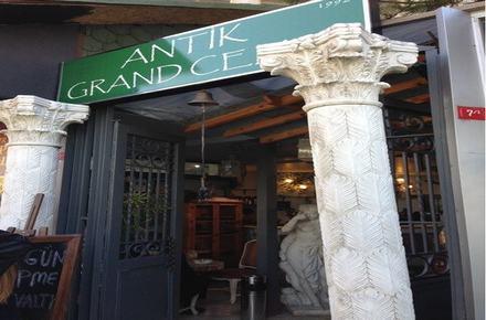 Antika Garden Cafe