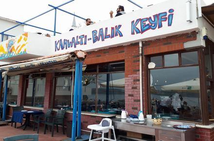 Mendirek Kahvaltı ve Balık / Sarıyer / İSTANBUL