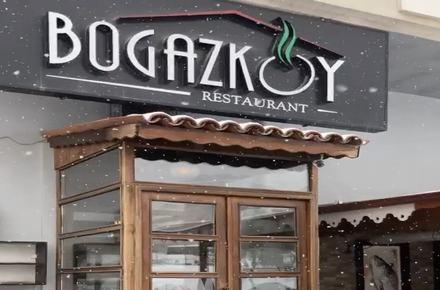 Boğazköy Restaurant / Şahinbey / GAZİANTEP