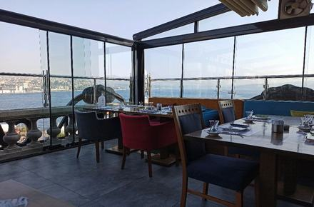 Dürbün Cafe / Fatih / İSTANBUL