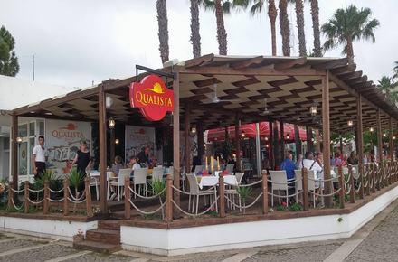 Qualista Restaurant Marina / Kemer / ANTALYA