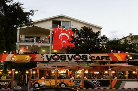 VosVos Cafe / Beykoz / İSTANBUL