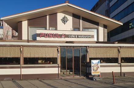 Pusula Cafe & Restaurant / Gebze / KOCAELİ