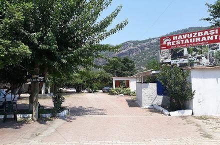Havuzbaşı Restoran / Kemer / ANTALYA