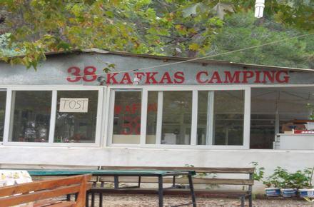 38 Kafkas Kamping Aile Kahvalti Yeri / Kemer / ANTALYA