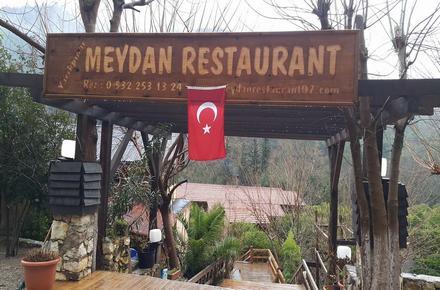 Yarıkpınar Meydan Restaurant / Kemer / ANTALYA