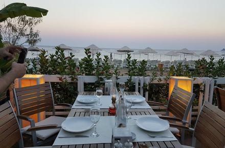 Karakuş Restaurant / Kemer / ANTALYA
