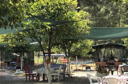 Cennet Bahçesi Kahvaltı / Kemer / ANTALYA