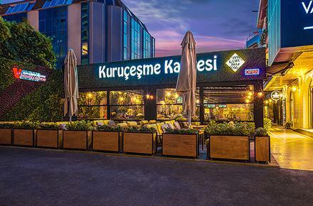 Kuruçeşme Kahvesi Ataşehir