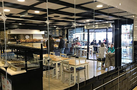 Kurabiyem Simit Cafe