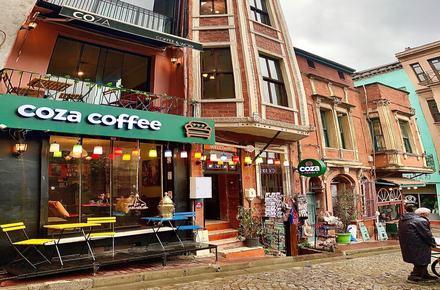 Coza Coffee / Fatih / İSTANBUL