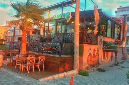 Tapavino Cafe & Restoran / Güzelbahçe / İZMİR