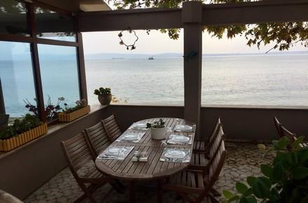 Çınar Ağacı Restaurant / Erdek / BALIKESİR