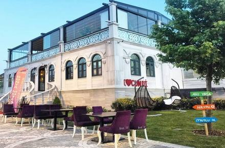 Cundi Garden Restaurant / Fatih / İSTANBUL