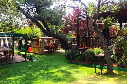 Sepetli Bahçe Restaurant / Büyükçekmece / İSTANBUL