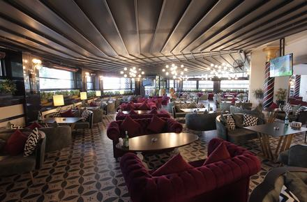 Qubbe Lounge / Çankaya / ANKARA